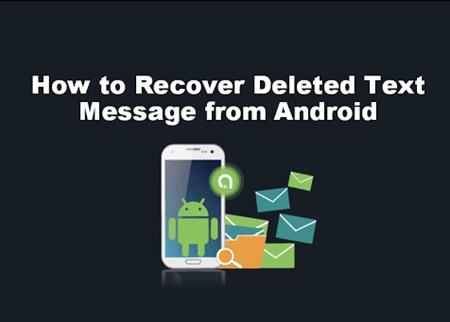 Gelöschte Textnachrichten von Android wiederherstellen