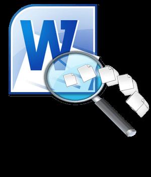 Word-Dateien wiederherstellen
