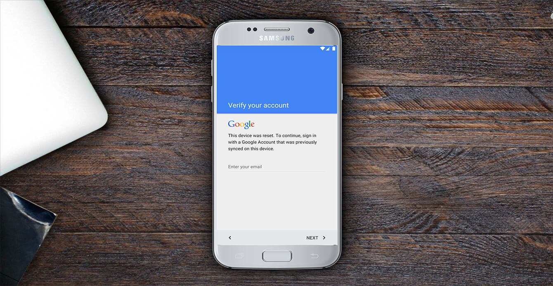 Umgehen der Google-Kontenüberprüfung