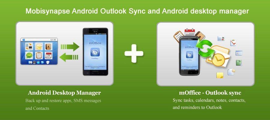 Beste Android-Backup-Software für PC-Mobisynapse