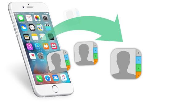 Warum fehlen iPhone-Kontakte?