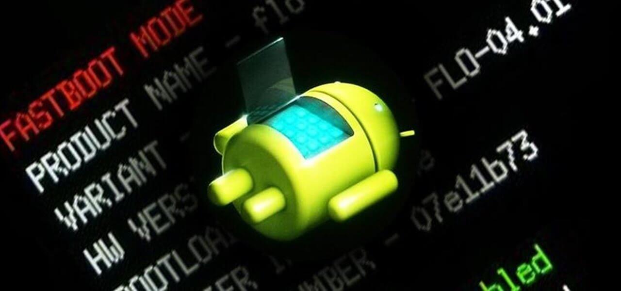 Beschädigtes Betriebssystem auf Android
