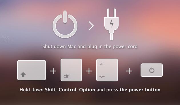 Smc Reset Macbook Speedup Sierra