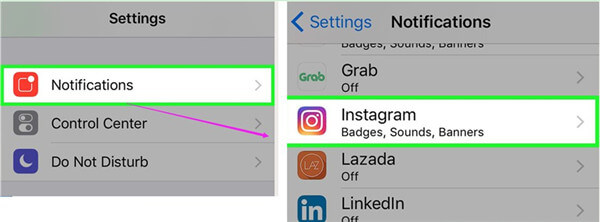 Instagram-Benachrichtigungen funktionieren nicht