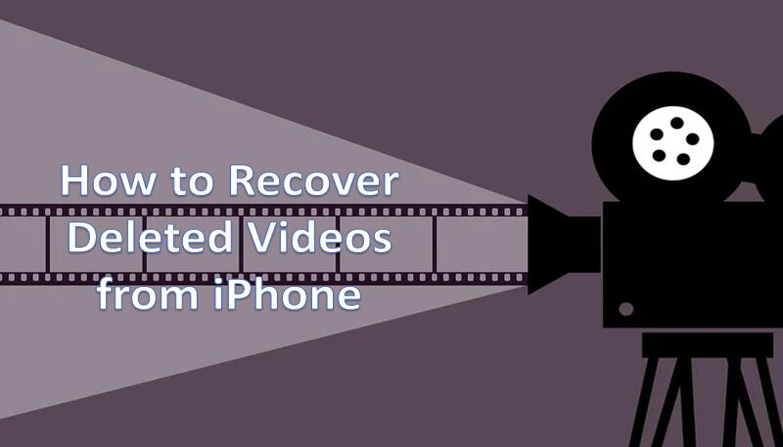 Warum wir Probleme mit gelöschten Videos vom iPhone haben