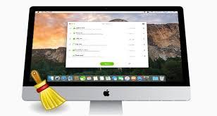 So reinigen Sie einen Mac