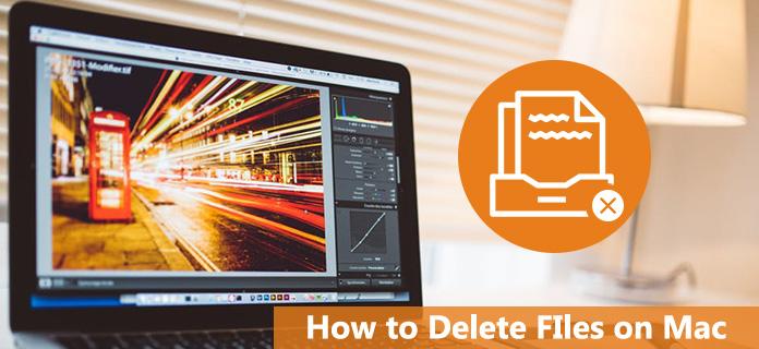 So löschen Sie Dateiordner auf dem Mac