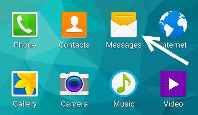 Wiederherstellen gelöschter Nachrichten von Android Phone