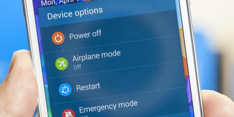 Starten Sie das Android-Gerät neu, um die Lautstärke zu beheben