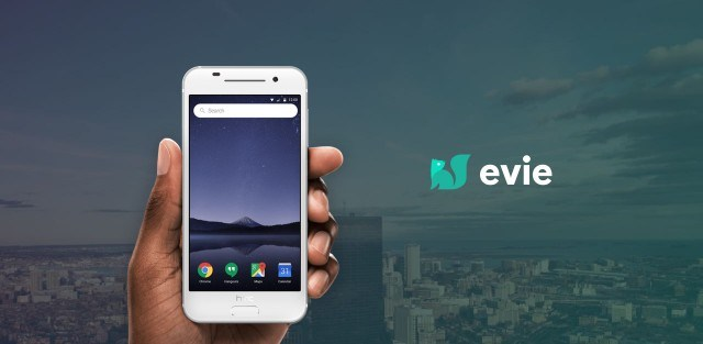 Beste Android Launcher Evie