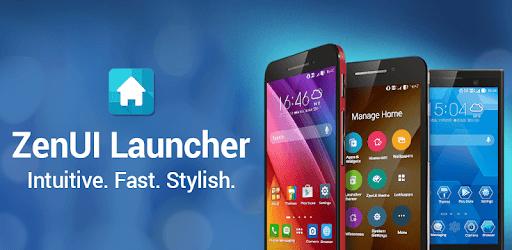 Beste Android Launcher Zenui Launcher