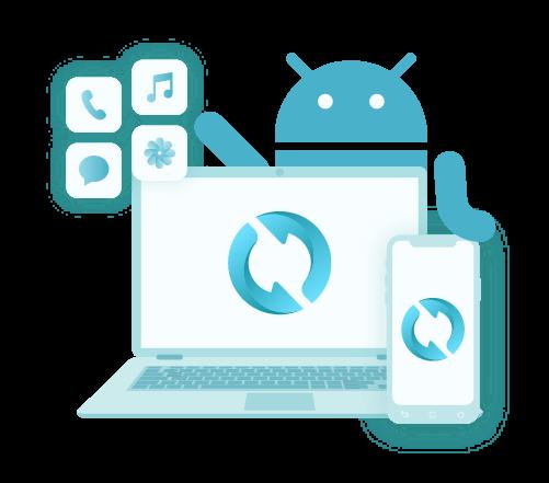 FoneDog Android Datensicherung und -wiederherstellung